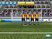 Soccer Free Kicks game