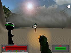 Nightstick game