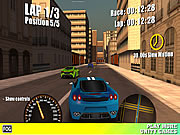 Street Racing Fog game