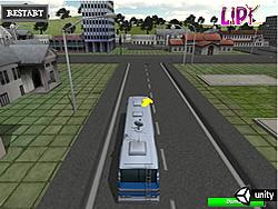 School Bus Parking 3D game