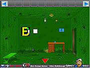 Green Box Room Escape game