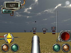 Angry Cannon game