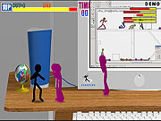 Play Fight man xiao xiao 9 Game