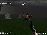 Jogar jogo grátis Zombies Curse