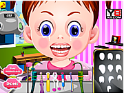 Baby Emma Tooth Problems game
