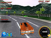 Acceleration 3D game
