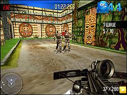 3D Mummies Hunter game