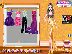 Oscar Party Dresses game