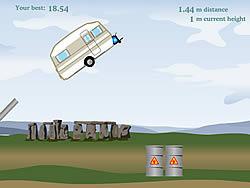 Caravan Toss game