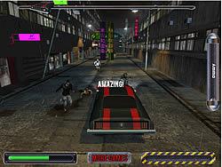 Zombie Carpocalypse game