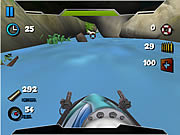 Jet Boat Survival 3D game