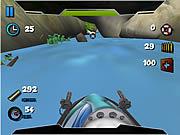 Jet Boat Survival 3D game