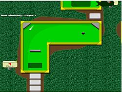 Miniputt game