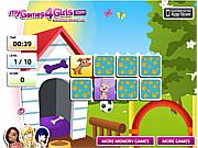 Dog Memory Game game