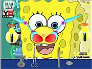 SpongeBob Nose Doctor game