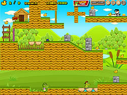Gator Duck Hunt game