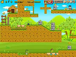 Gator Duck Hunt game