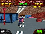 Hot Zomb Run game