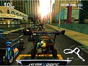Rexona X Race game