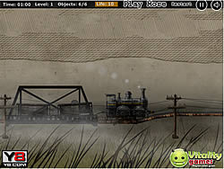 Cargo Steam Train game