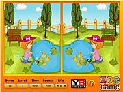 Kids Park - Find the Difference game