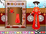 Pretty Chinese Princess 3 لعبة