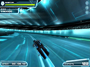 Tron Legacy Lightcycle game