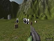Unity Shooting Range game