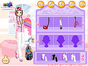Play Snowboard makeover Game