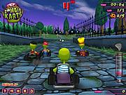 Zombie Karts game