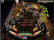 Tortuga Tales Pinball game