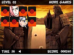 Naruto Ninja Memories game