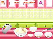 Marshmellow Cuties Decoration game