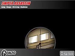 Sniper Assassin - Long Range Killing Machine game