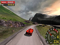 Broom Trollstigen Grand Prix game