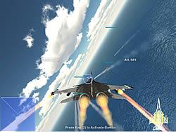 Air Battle 3D game