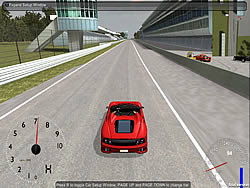 Unity 3D Cars game