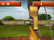 เล่นเกมฟรี Backyard Archer
