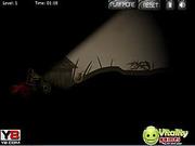 juego Dark Roads Bike Challenge