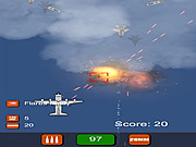Gunship Alpha game