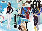 Winter Styles game