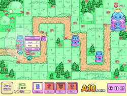 Pixi Tower Defense game