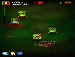 Zombie 300 game