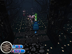 CandyZilla Sweet Nightmare game