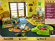 Babyhood Day game