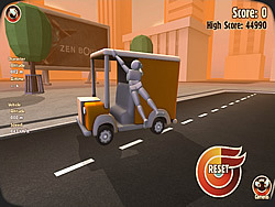 Gioca gratuitamente a Turbo Dismount