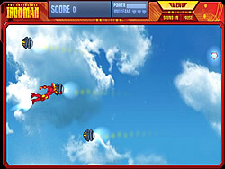 Iron Man: Flight Test game