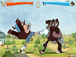 Battle of the Behemoths game