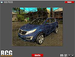 Kia Jigsaw game