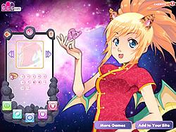 Sofia's Zodiac Makeover game